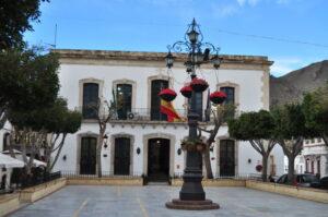 Plaza Glorietrra Nijar Cabo De Gata Almeria 300x199