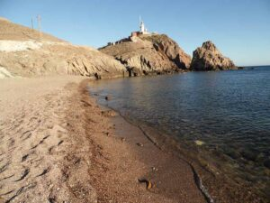 Aerea Playa Ancon Corralete Cabo De Gata Almeria 300x225