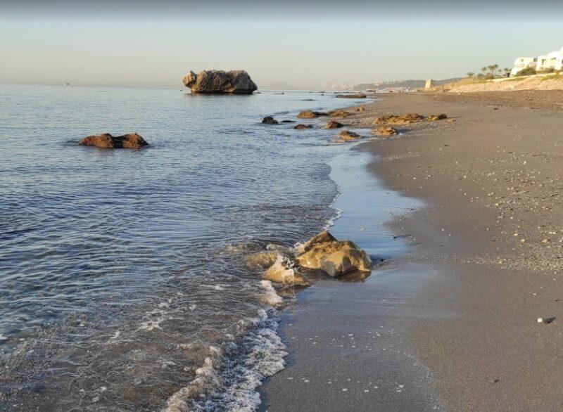 Amanecer Playa De La Galera Cabo De Gata Almeria 800x586