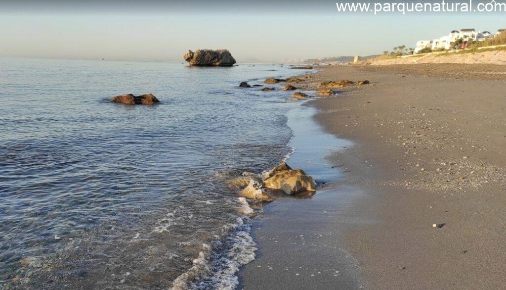 Amanecer Playa De La Galera Cabo De Gata Almeria