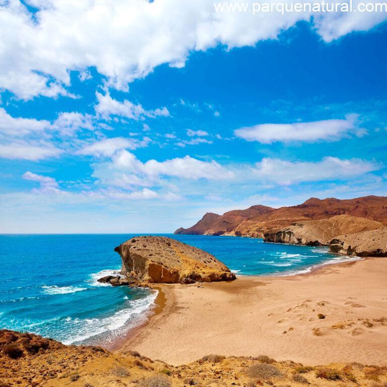 Arena Playa Monsul Cabo De Gata Almeria