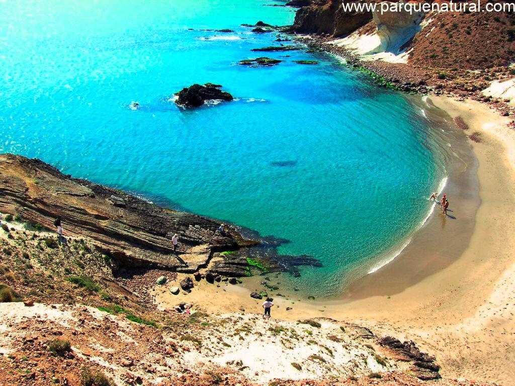 Arriba Cala Raja Cabo De Gata Almeria