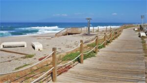 Barco Playa La Fabriquilla Cabo De Gata Almeria 300x169