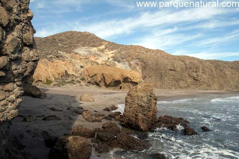 Buceo Cala Palmito Cabo De Gata Almeria