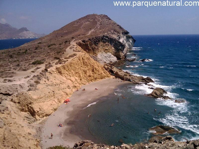 Cala Amarilla Cabo De Gata Almeria 1