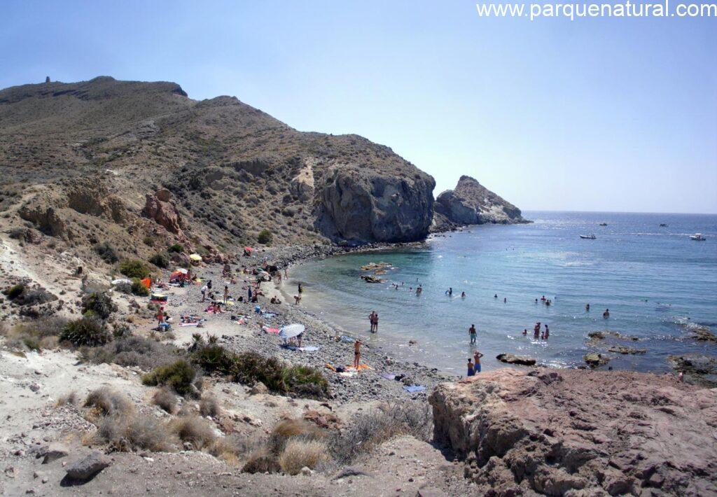 Cala Higuera San Jose Cabo De Gata Almeria 1