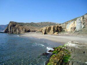 Cala Peineta Cabo De Gata Almeria 300x225