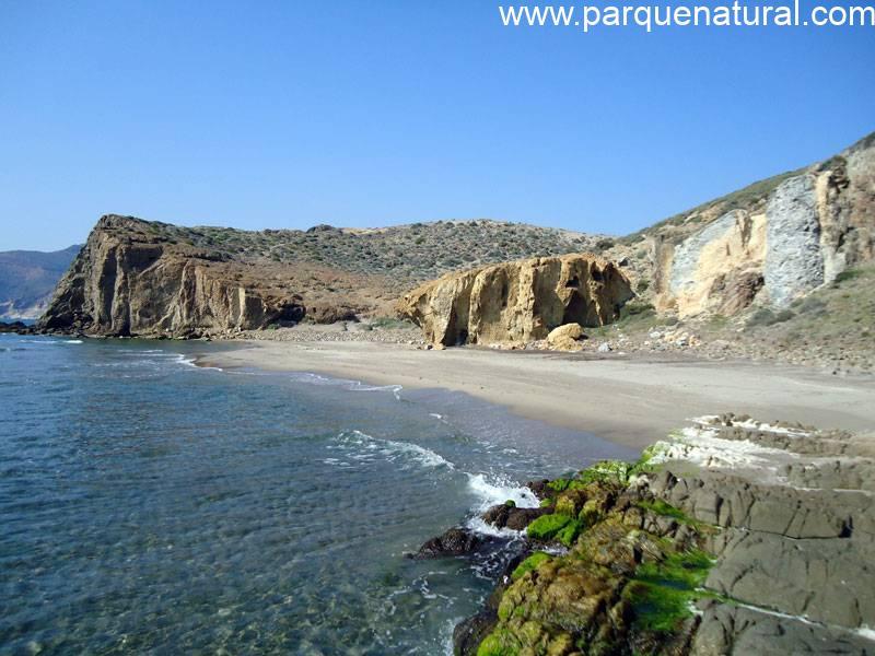Cala Peineta Cabo De Gata Almeria