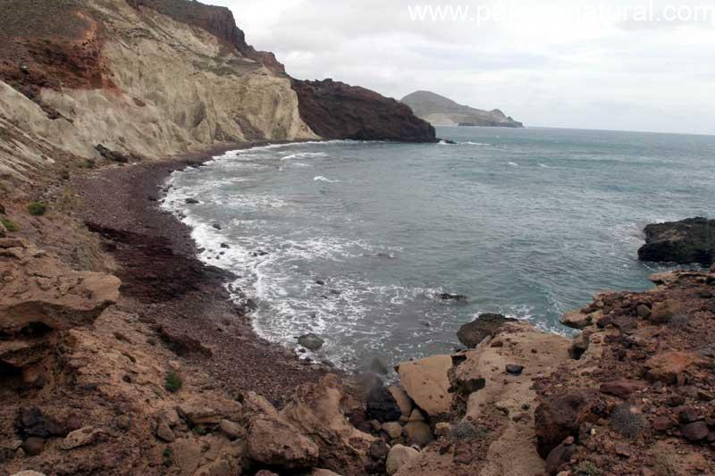 Cala Vela Blanca Cabo De Gata Almeria 1