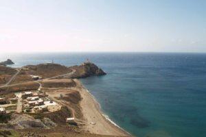 Faro Playa Ancon Cabo De Gata Almeria 300x200