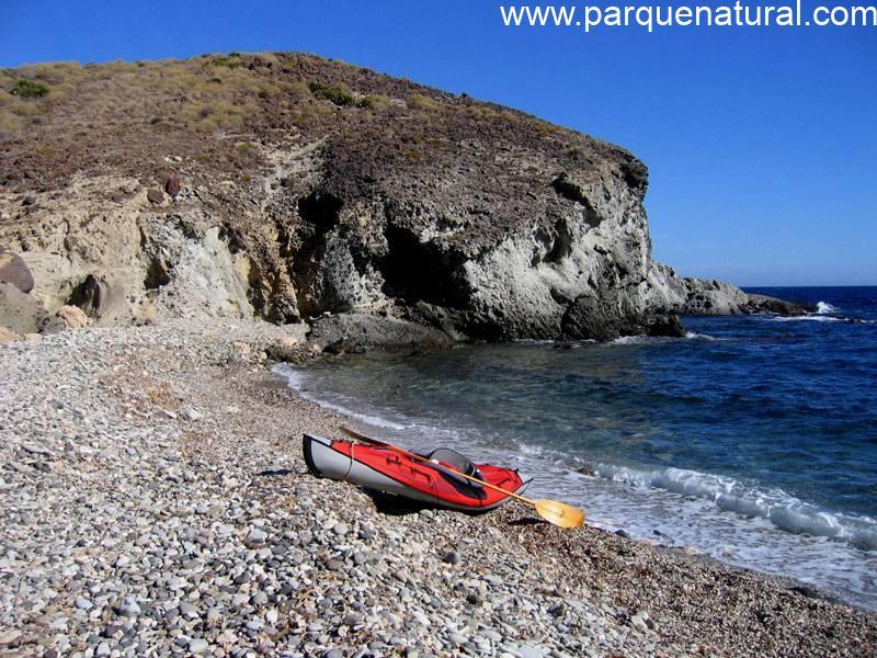 Kayak Cala Montoya Cabo De Gata Almeria 1