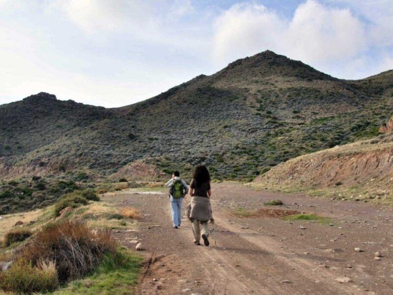 Loma Pelada Ruta Senderismo San Jose Los Escullos Pozo De Los Frailes 800x600