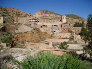 Minas Pueblo Rodalquilar Cabo De Gata Almeria 300x225