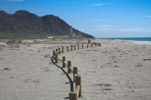 Pasarelas Playa Almadraba De Monteleva Cabo De Gata Almeria 300x200