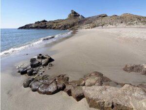 Piedras Cala Arena Cabo De Gata Almeria 300x225