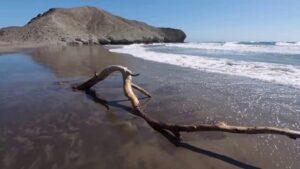 Playa Medialuna Cabo De Gata Almeria 300x169