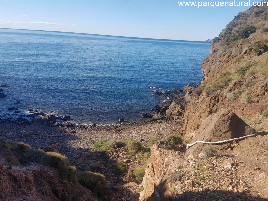 Snorkel Los Toros Barranco Negro Cabo De Gata Almeria