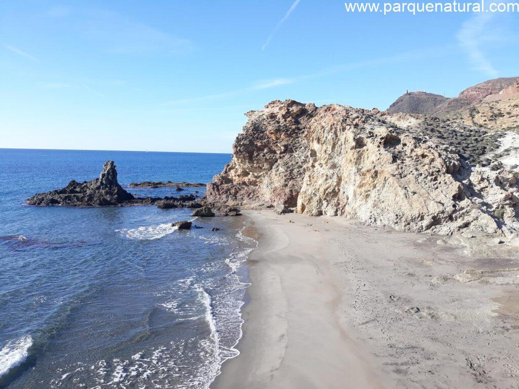 Snorquel Cala Chicre Cabo De Gata Almeria