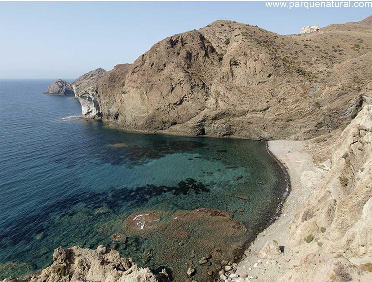 Snorquel Cala Tomate Cabo De Gata Almeria