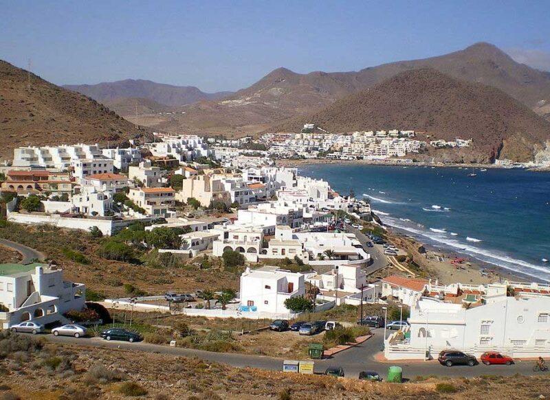 Vista San Jose Cabo De Gata Nijar Almeria 800x583