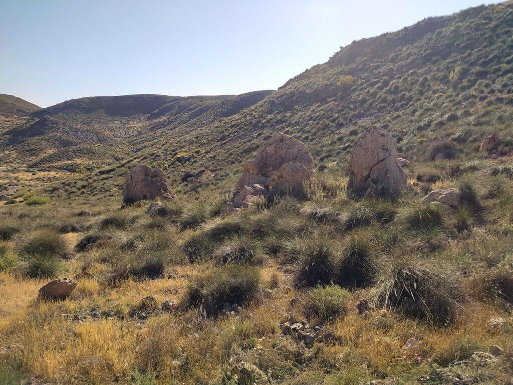 Hoyazo De Nijar Volcan De La Grantilla Senderimo