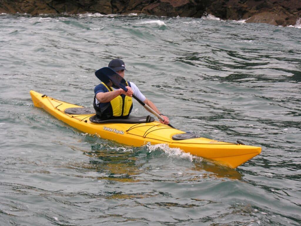 Kayak Cerrado Cabo De Gata